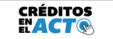 Créditos en el Acto